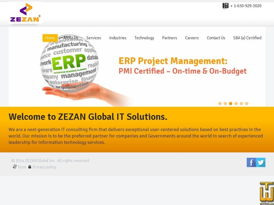 zezan.com Screenshot