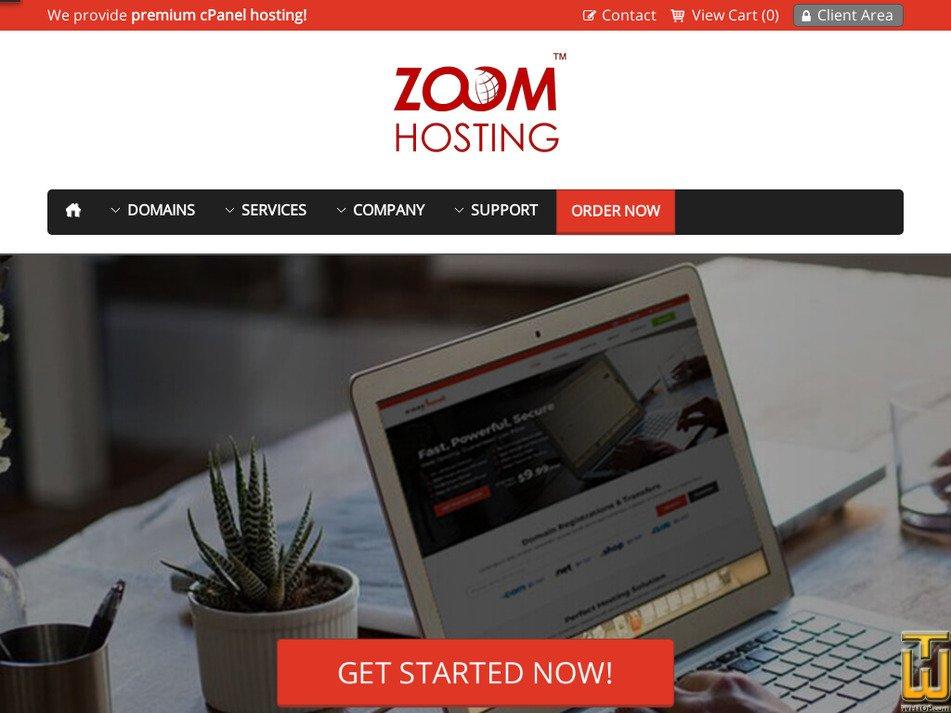 zoom.ph Screenshot