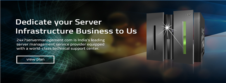 24x7servermanagement.com Cover