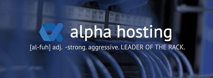 alphahosting.com Cover