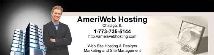 ameriwebhosting.com Cover