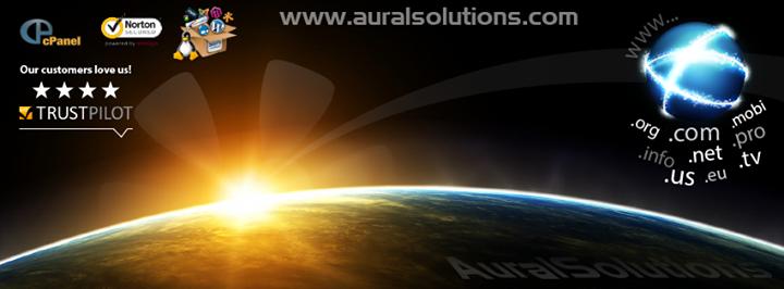 auralsolutions.com Cover
