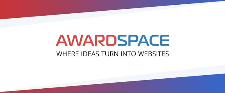 web hosting awardspace