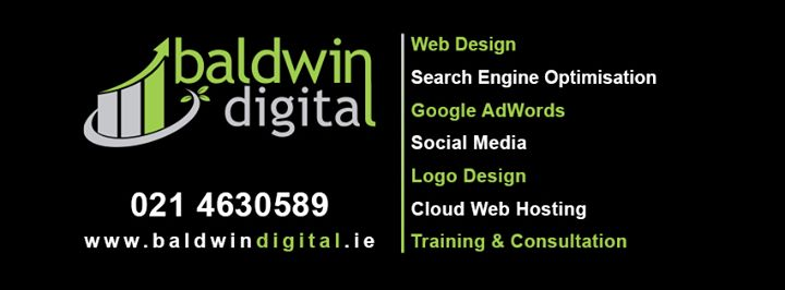 baldwindigital.ie Cover