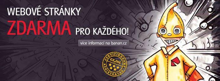 banan.cz Cover