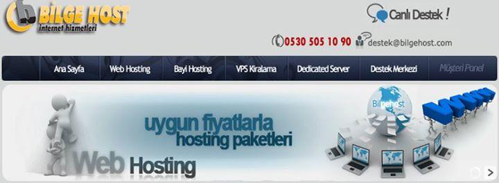 bilgehost.com Cover
