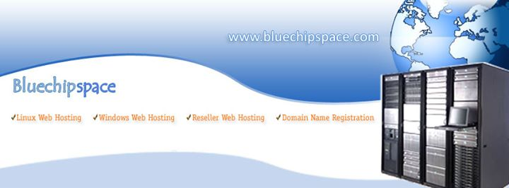 bluechipspace.com Cover