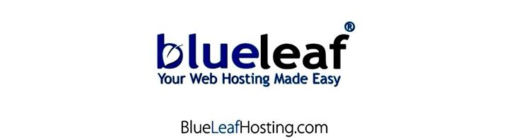 blueleafhosting.com Cover