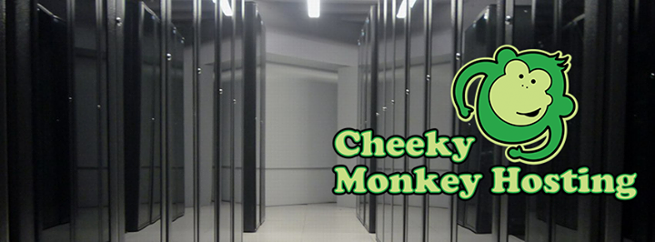 cheekymonkeyhosting.co.nz Cover