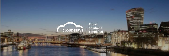 cloudserve.co.uk Cover
