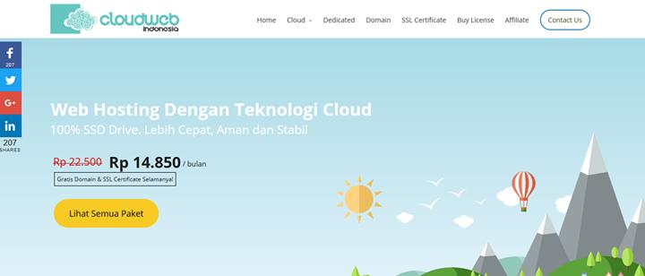 cloudweb.co.id Cover
