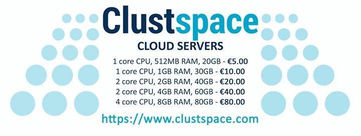 clustspace.com Cover