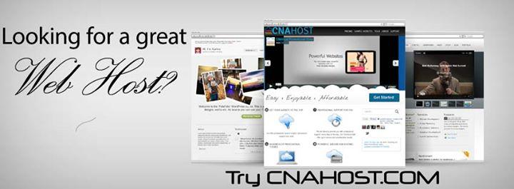 cnahost.com Cover