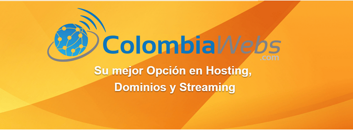 colombiawebs.com Cover
