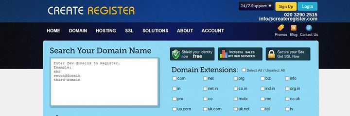createregister.com Cover