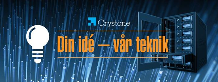 crystone.se Cover
