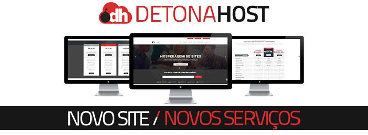 detonahost.com.br Cover