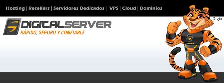 digitalserver.com.mx Cover