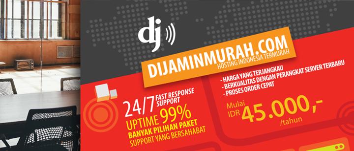 dijaminmurah.com Cover