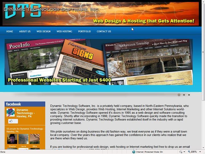 dtsco.net Cover
