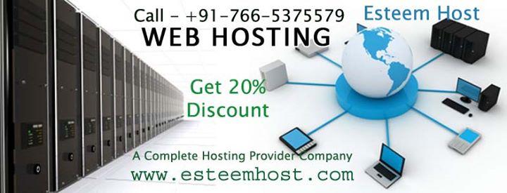 esteemhost.com Cover