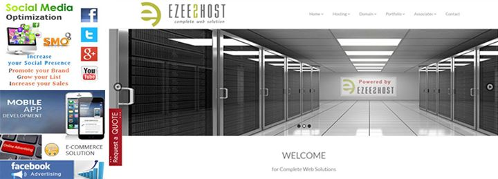 ezee2host.com Cover