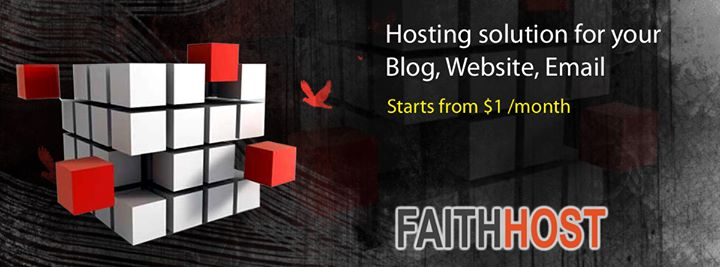 faithhost.net Cover