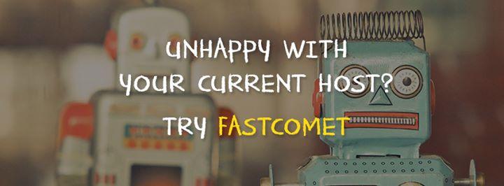 fastcomet.com Cover
