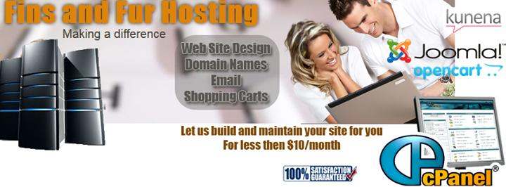 finsandfurhosting.com Cover