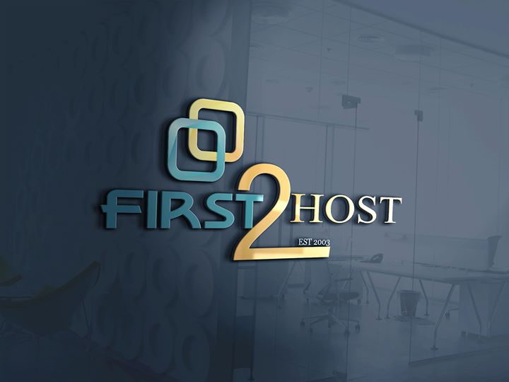first2host.co.uk Cover