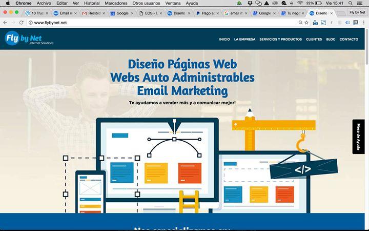 flybynet.net Cover