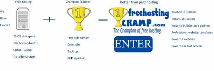 freehostingchamp.com Cover