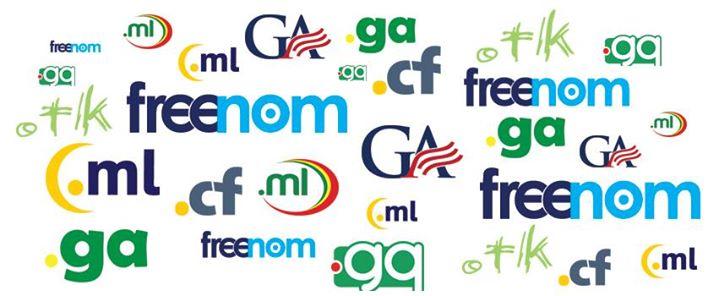 freenom.com Cover