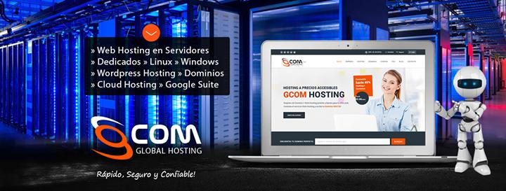 gcomhosting.com Cover