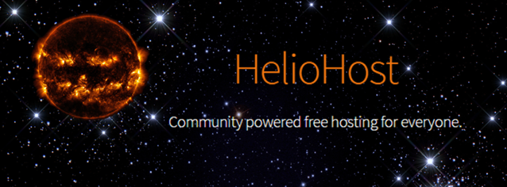heliohost.org Cover