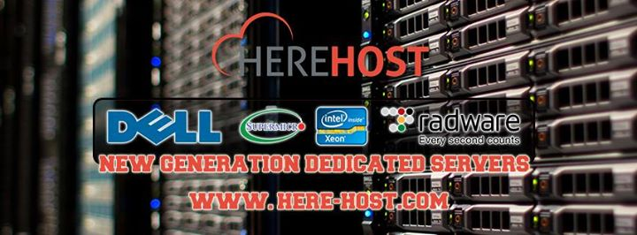 here-host.com Cover
