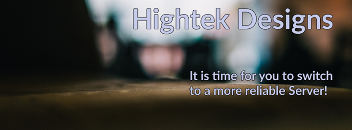 hightek-designs.com Cover