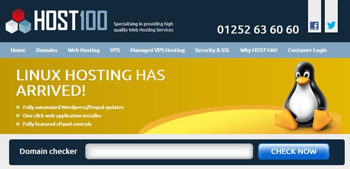 host100.co.uk Cover