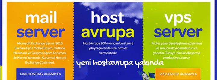 hostavrupa.net Cover