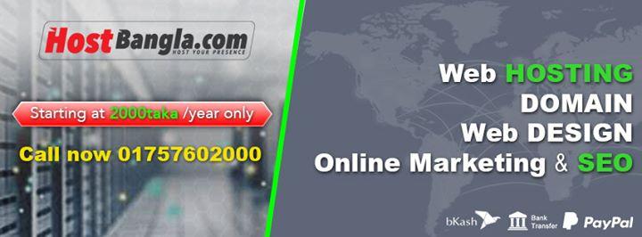 hostbangla.com Cover