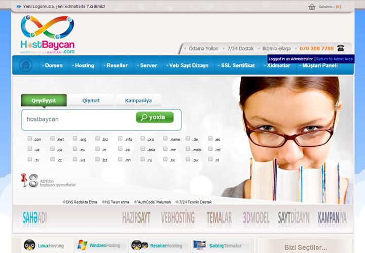 hostbaycan.com Cover