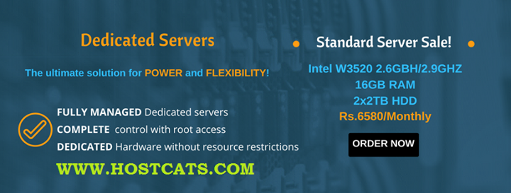 hostcats.com Cover