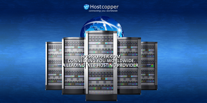 hostcopper.com Cover