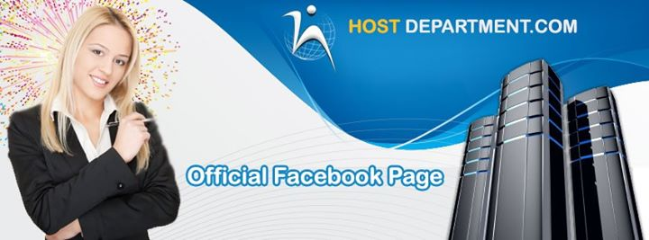 hostdepartment.com Cover