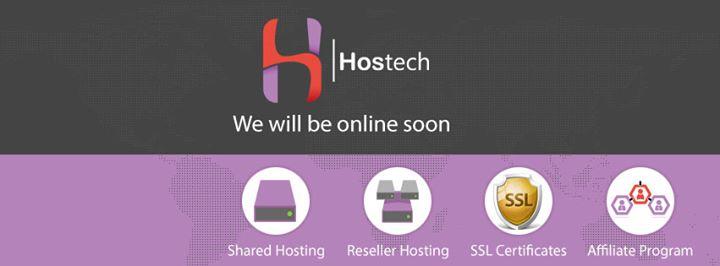 hostech-company.com Cover