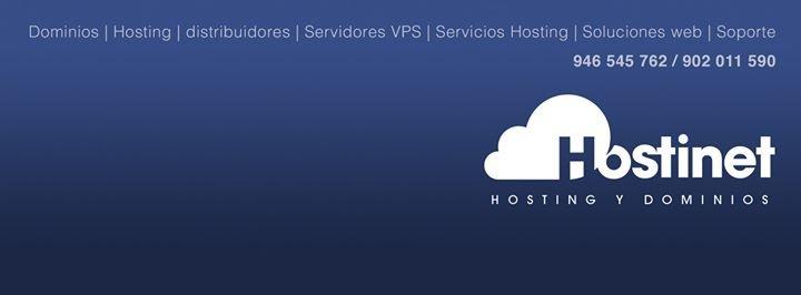 hostinet.com Cover