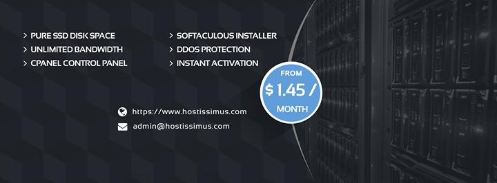 hostissimus.com Cover