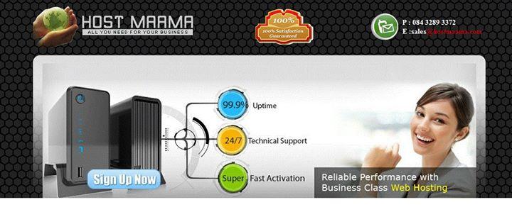 hostmaama.com Cover