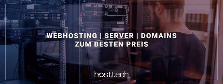 hosttech.ch Cover