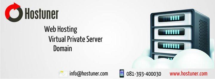 hostuner.com Cover